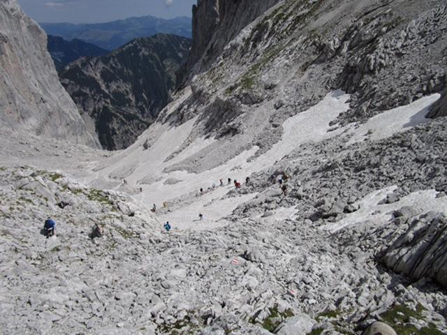 Klettersteig Wilder Kaiser Ellmauer Halt : Fotogalerie tourfotos fotos zur klettersteig tour ellmauer